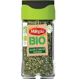 Bio mistura alho e salsa