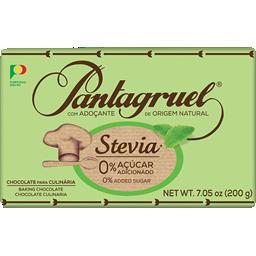 Chocolate Culinário c/ Stevia