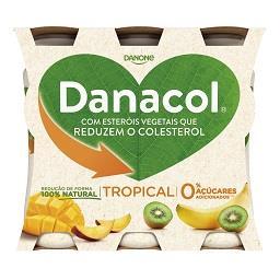 Danacol frutos exóticos