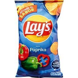 Batatas com sabor paprika
