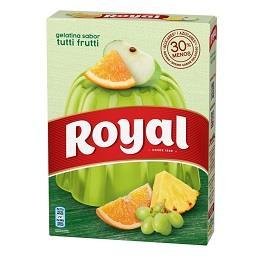 Gelatina tutti frutti