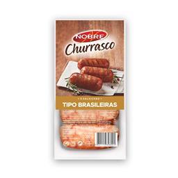 Salsichas brasileiras para churrasco
