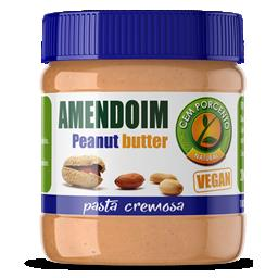 Pasta de de amendoim cremosa