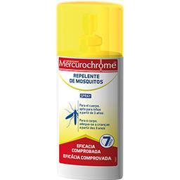Repelente Anti Mosquito Spray