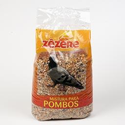 Mistura pombos domésticos
