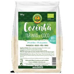 Farinha de coco bio - cozinha pura