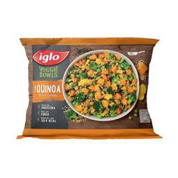 Veggie bowls quinoa & abóbora 350g