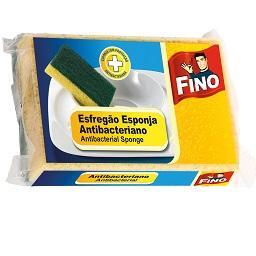 Esfregão Esponja Antibacteriano