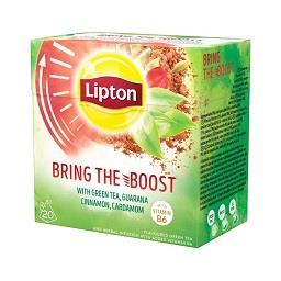Chá verde pyr bring the boost