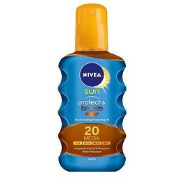 Protetor Solar Spray Protect & Bronze FP20
