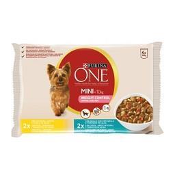 Comida húmida cão -10kg controlo peso peru/cenoura  ...
