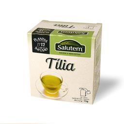 Chá de infusão salutem nº 17 - tília 10 saquetas