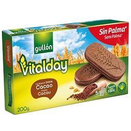 Vitalday recheada duplo chocolate