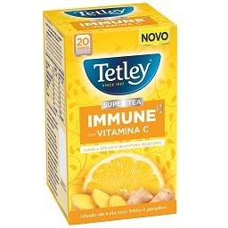 Super tea immune com vitamina c