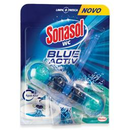 Bloco sanitário blue activ, eucalio