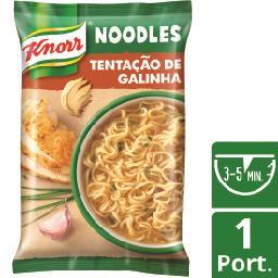 Noodles galinha