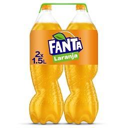 Fanta go laranja
