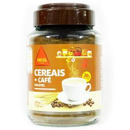 Café solúvel + cereais