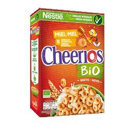 Cheerios bio cer peq alm inf mel bio 330g