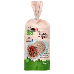 Tortitas arroz bio