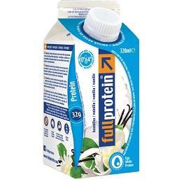 Bebida de clara de ovo proteína com baunilha