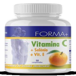 Vitamina c + selénio + vit. e - frasco comprimidos
