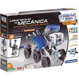 Laboratório mecânica explorador