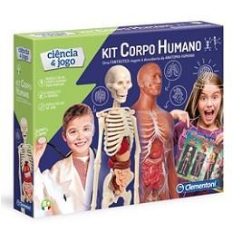 """Jogo """"Kit corpo humano"""""""