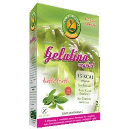 Gelatina vegetal tutti-frutti (2 x 15g)