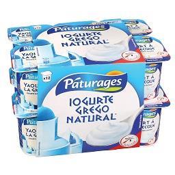 Iogurte Tipo Grego Natural