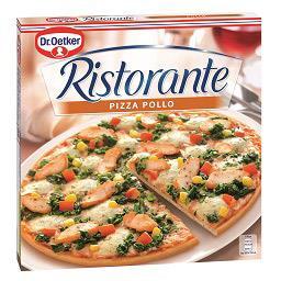 Pizza ristorante, frango