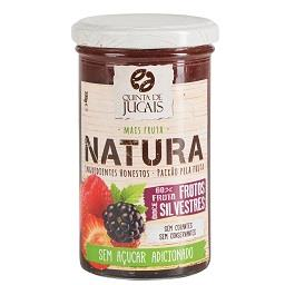 Doce de frutos silvestres natural