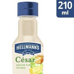 Hellmann's molho p/ salada cesar 210ml