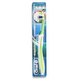 Escova de dentes complete, 5 benefícios