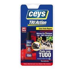 Tri-Action Ceys