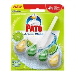 Bloco WC Active Clean Lima