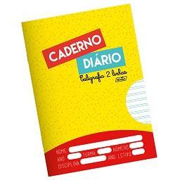 Caderno Agrafado A5 c/ 20 Folhas | 2 Linhas