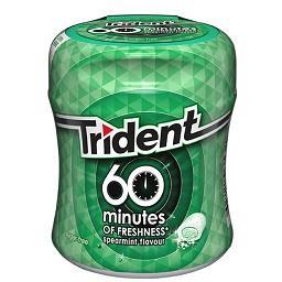 Pastilhas 60 minutos Spearmint Botlle