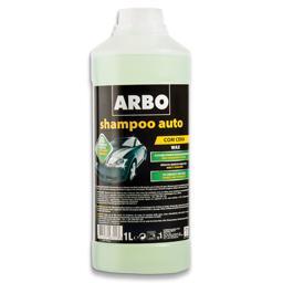 Shampoo, verde com cera