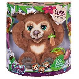 Ursinho curioso cubby