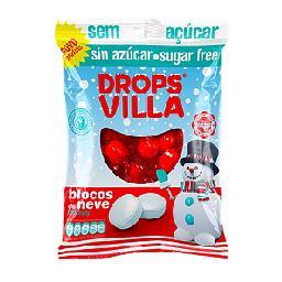 Rebuçados Bloco de Neve S/Açúcar