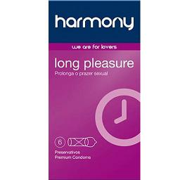 Preservativo Long Pleasure, 6 unidades