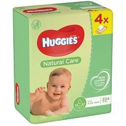 Toalhitas bebé natural care