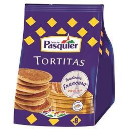 Tortitas Pancakes, 8 unidades