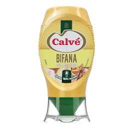 Bifana com mostarda