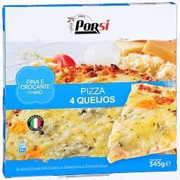 Pizza 4 queijos