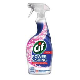 Spray power&shine multiusos c/ lixívia