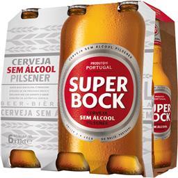 Cerveja sem álcool, tara perdida