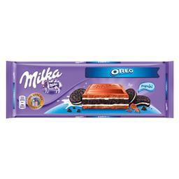 Tablete de chocolate oreo