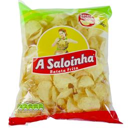 Batatas fritas rodelas 400g